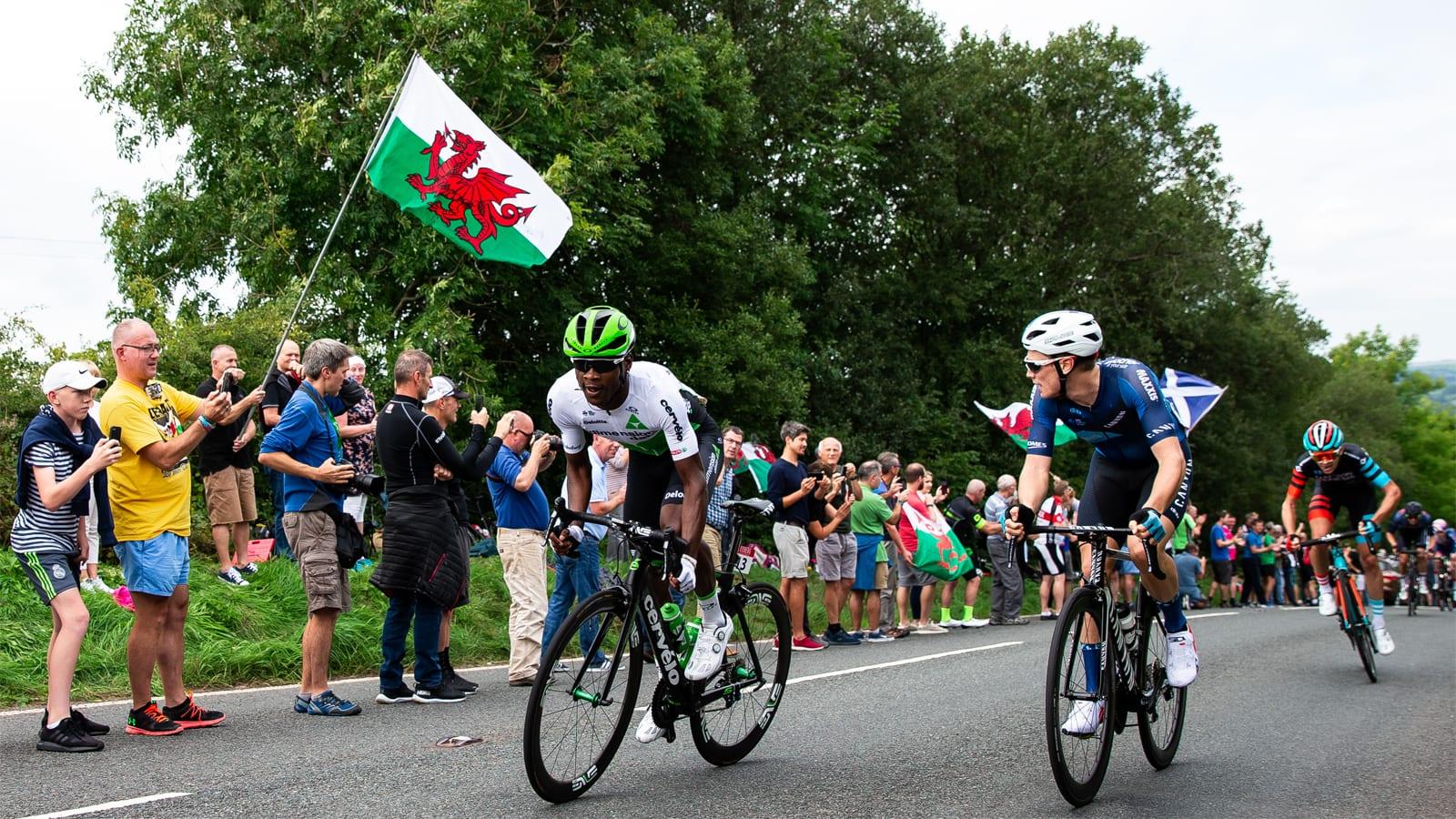 Tour of Britain stage four