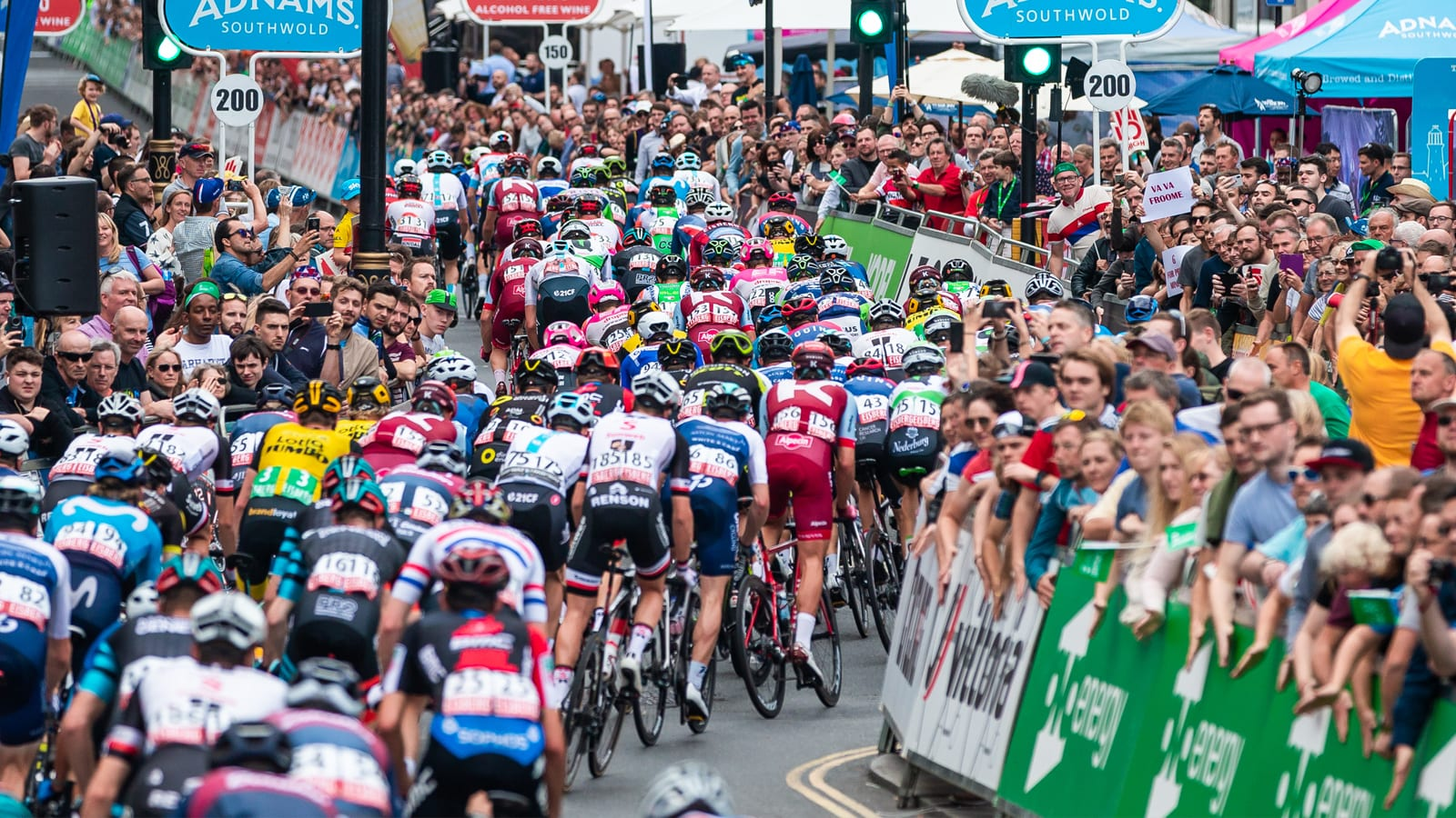 Tour of Britain guide