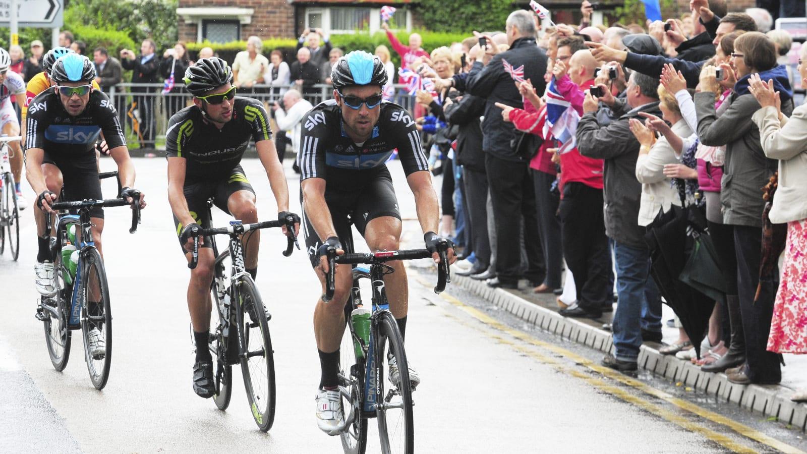 Warrington Tour of Britain