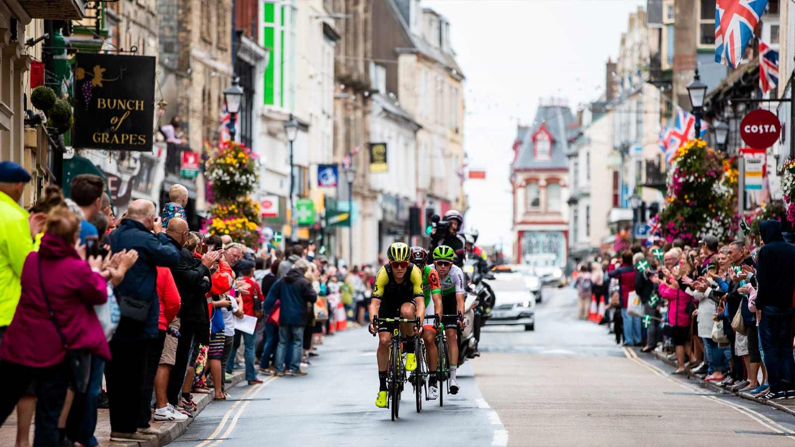 Tour of Britain promotional guidelines