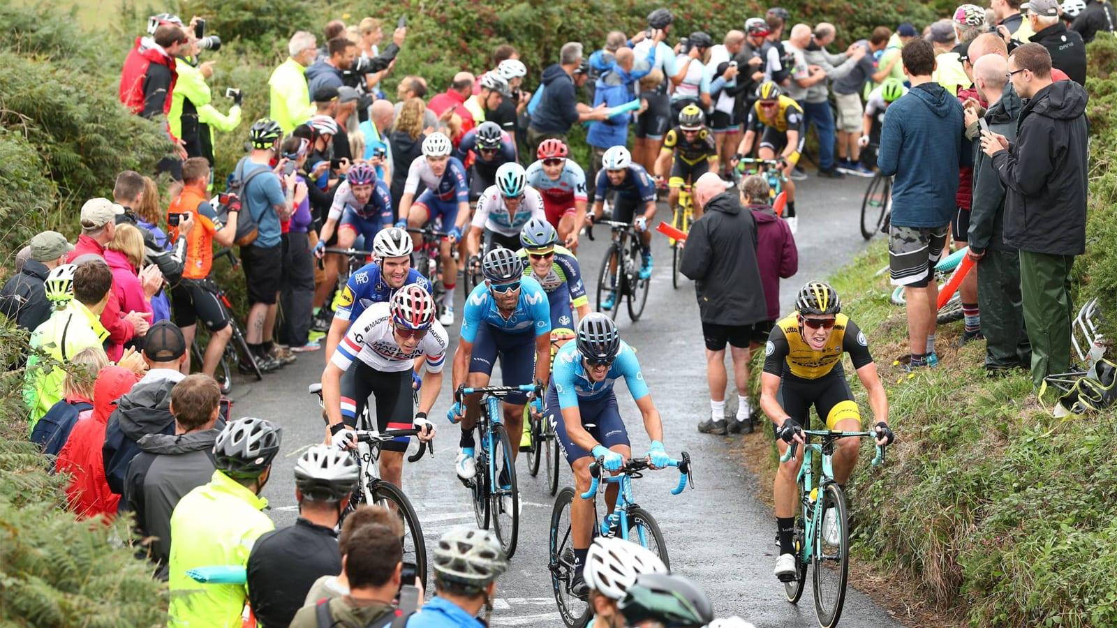 Tour of Britain 2021 dates