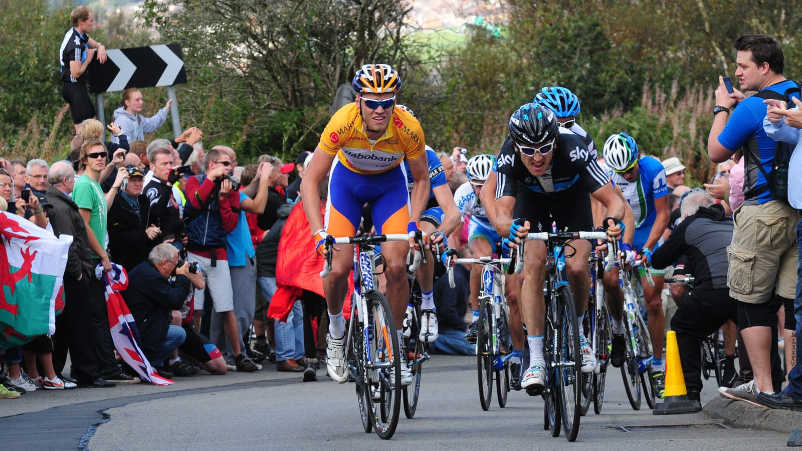 Tour of Britain 2011 video