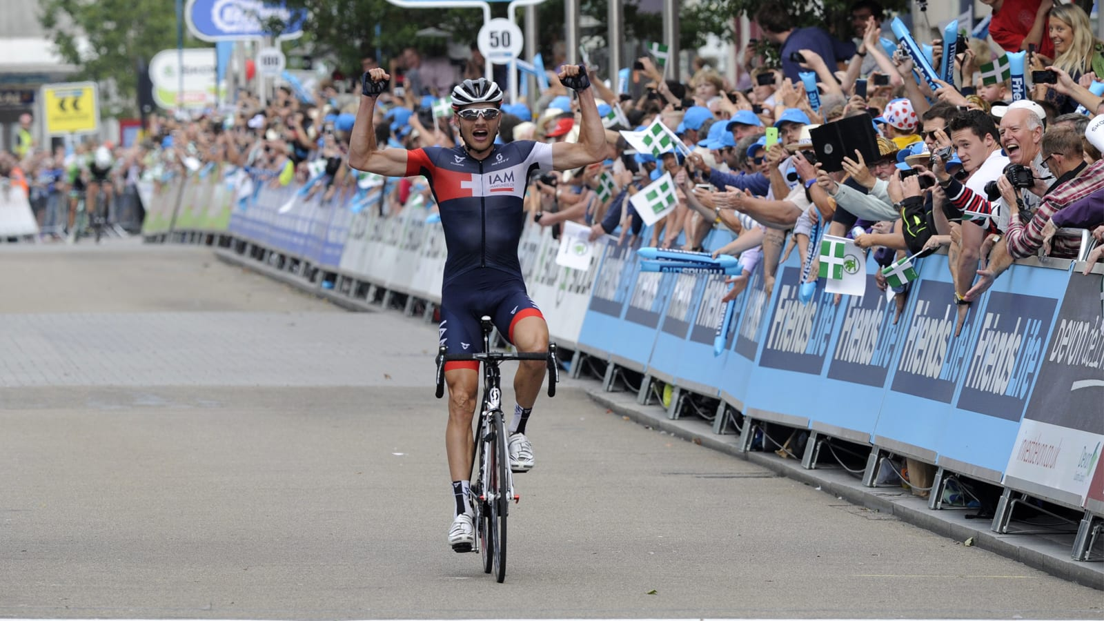 Tour of Britain 2021 Exeter