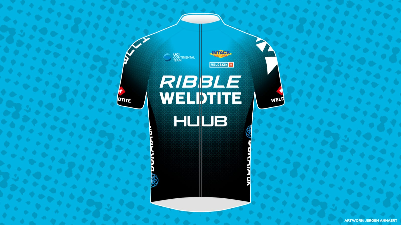 Tour of Britain Ribble Weldtite