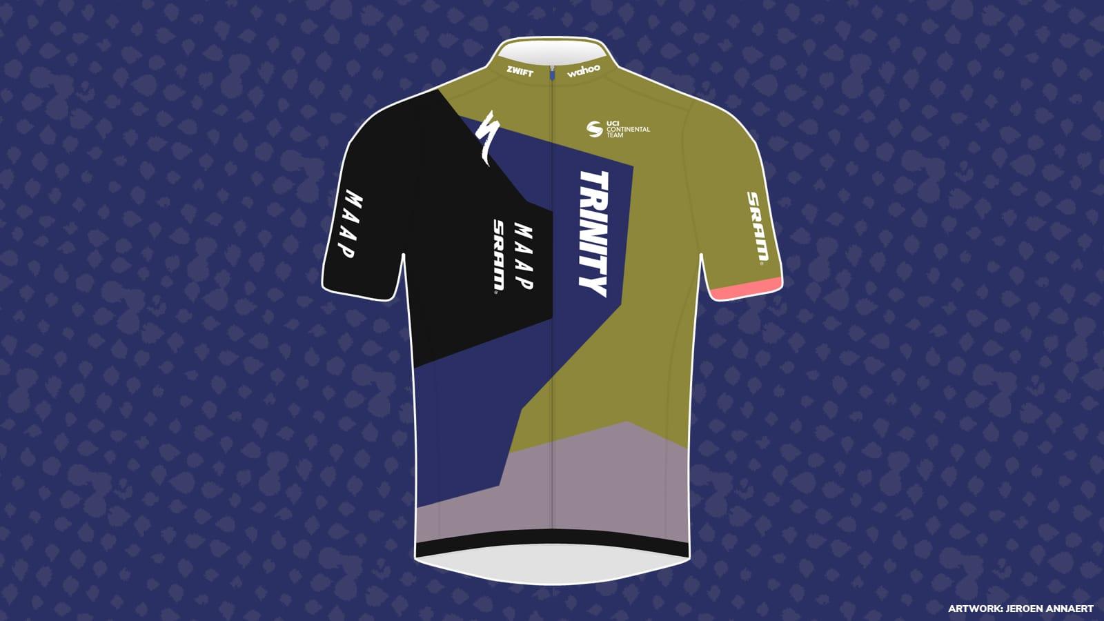 Tour of Britain TRINITY Racing