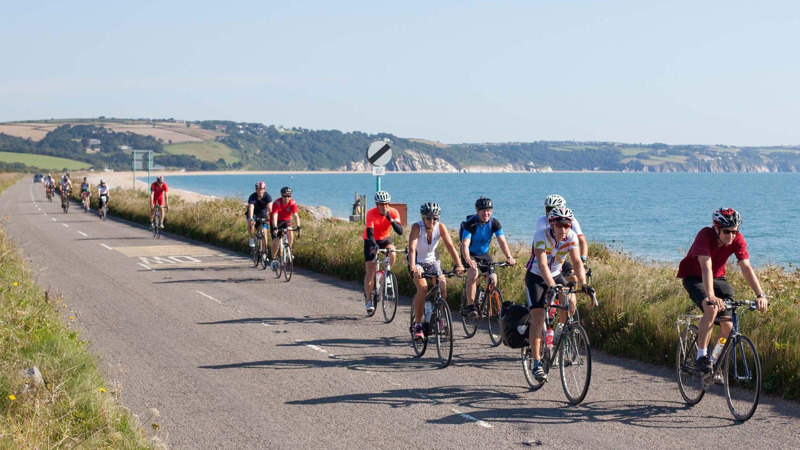 Tour of Britain mass participation