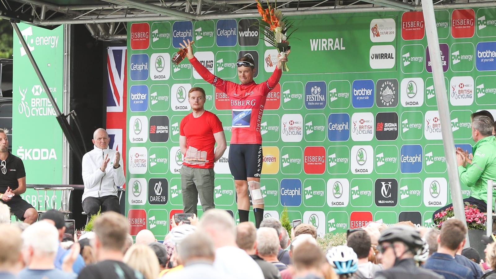 Tour of Britain testimonial
