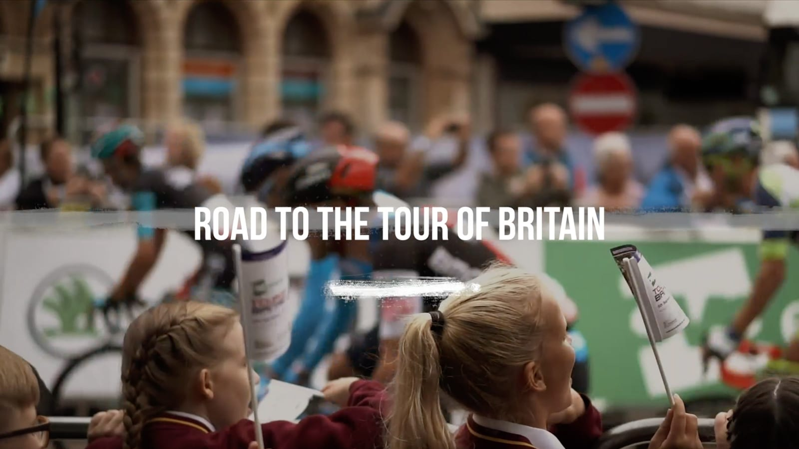 Road to the Tour of Britain