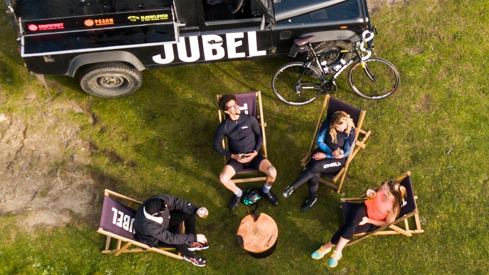 JUBEL Tour of Britain