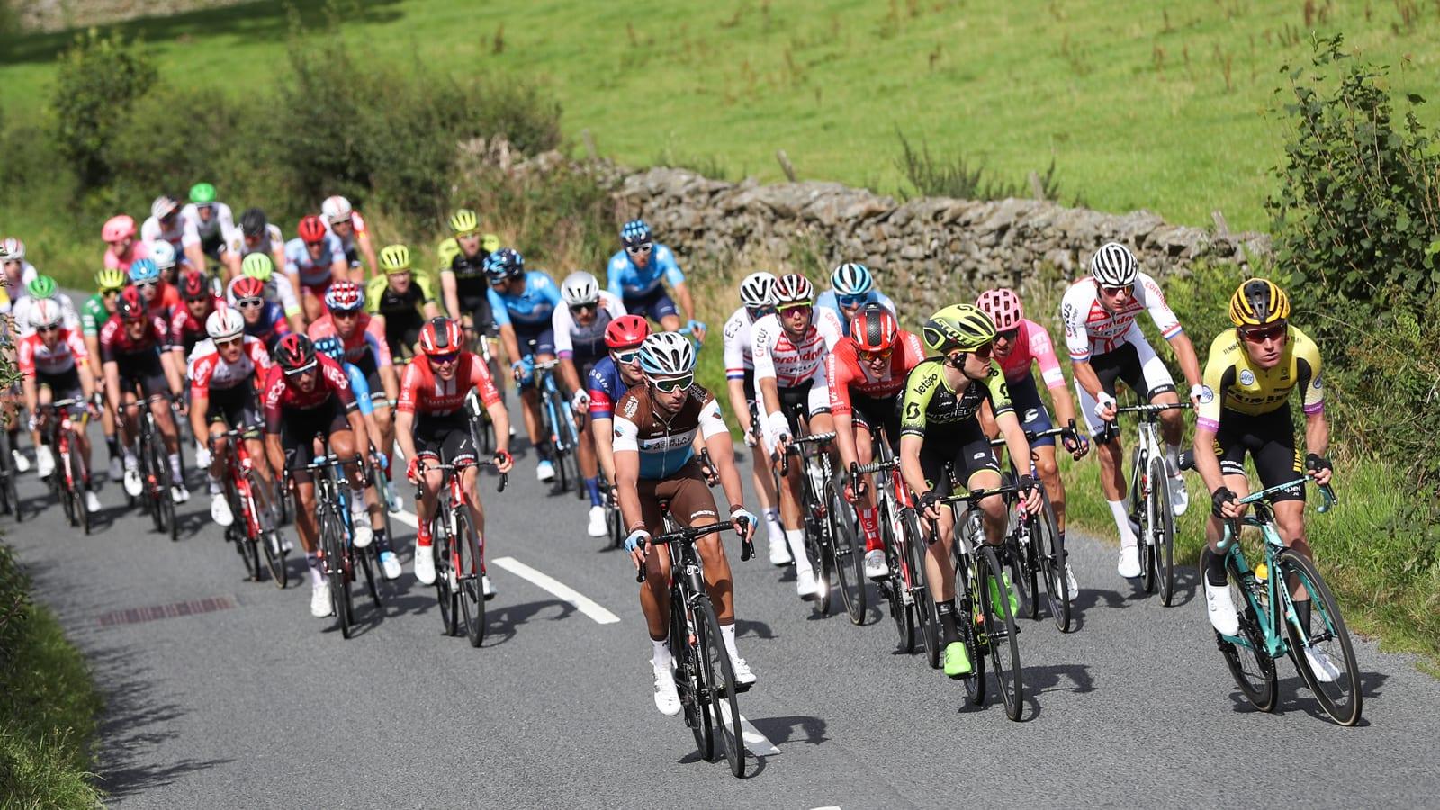 Tour of Britain COVID update