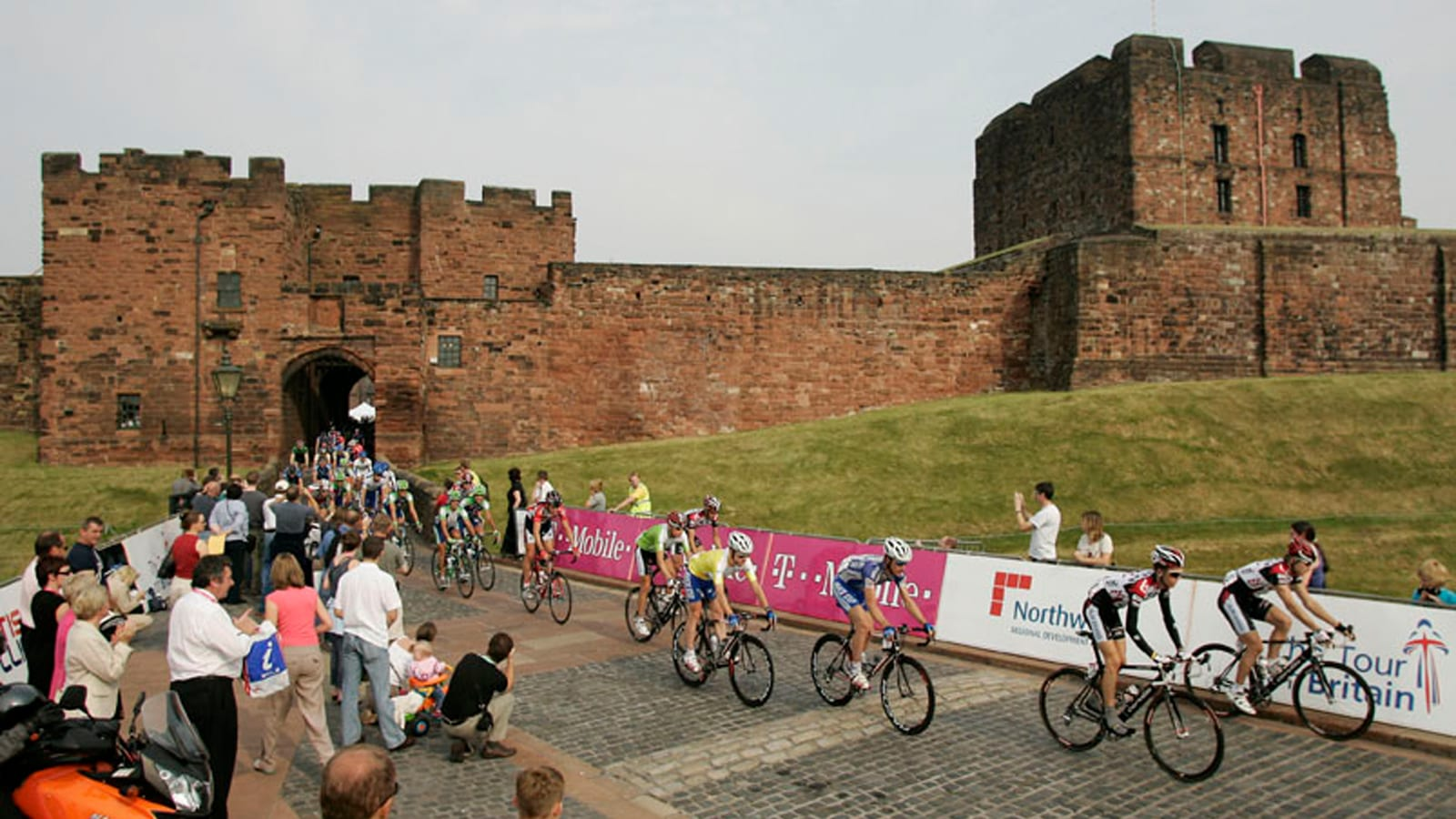 Tour of Britain Carlisle