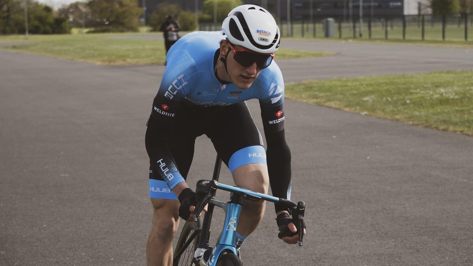 Freddie Scheske Tour of Britain