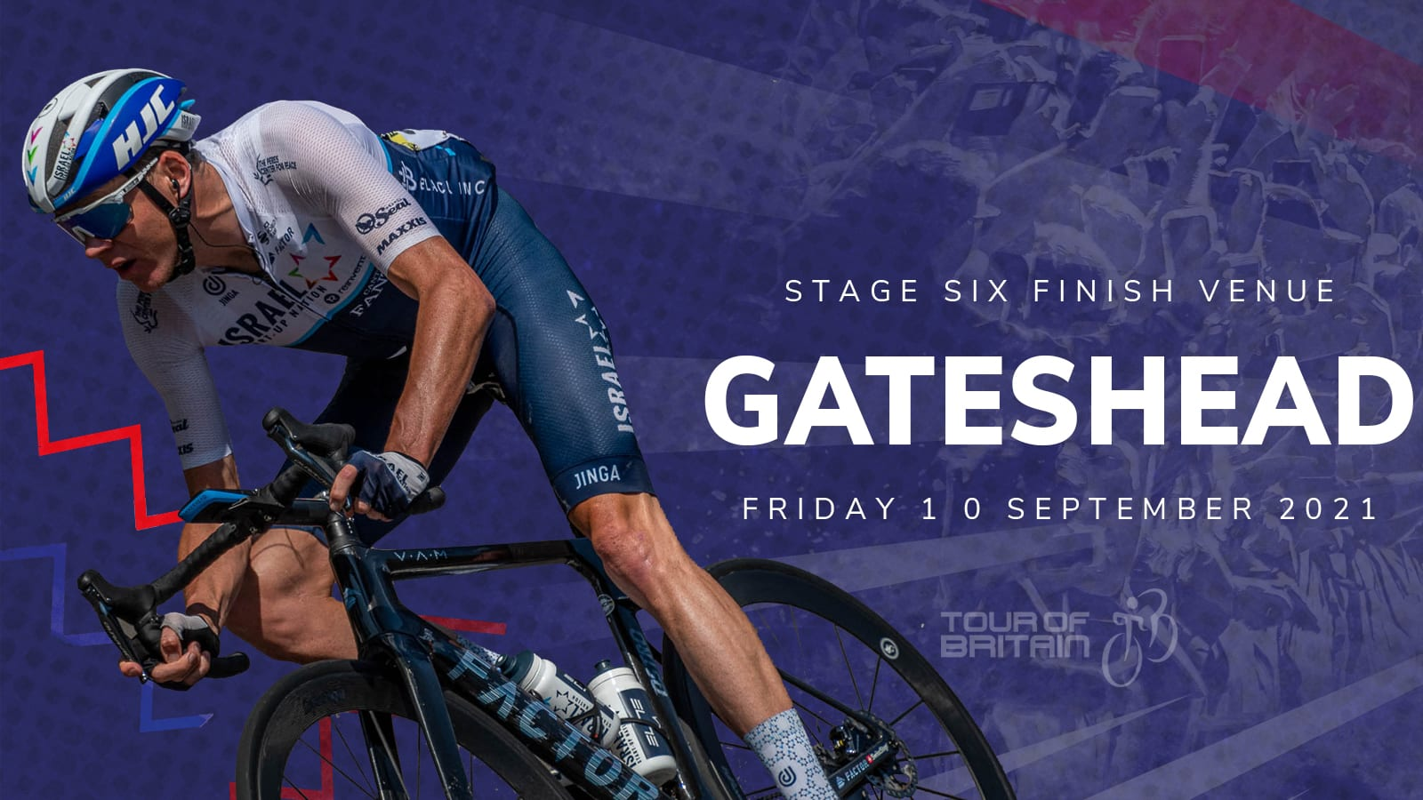 Tour of Britain Gateshead