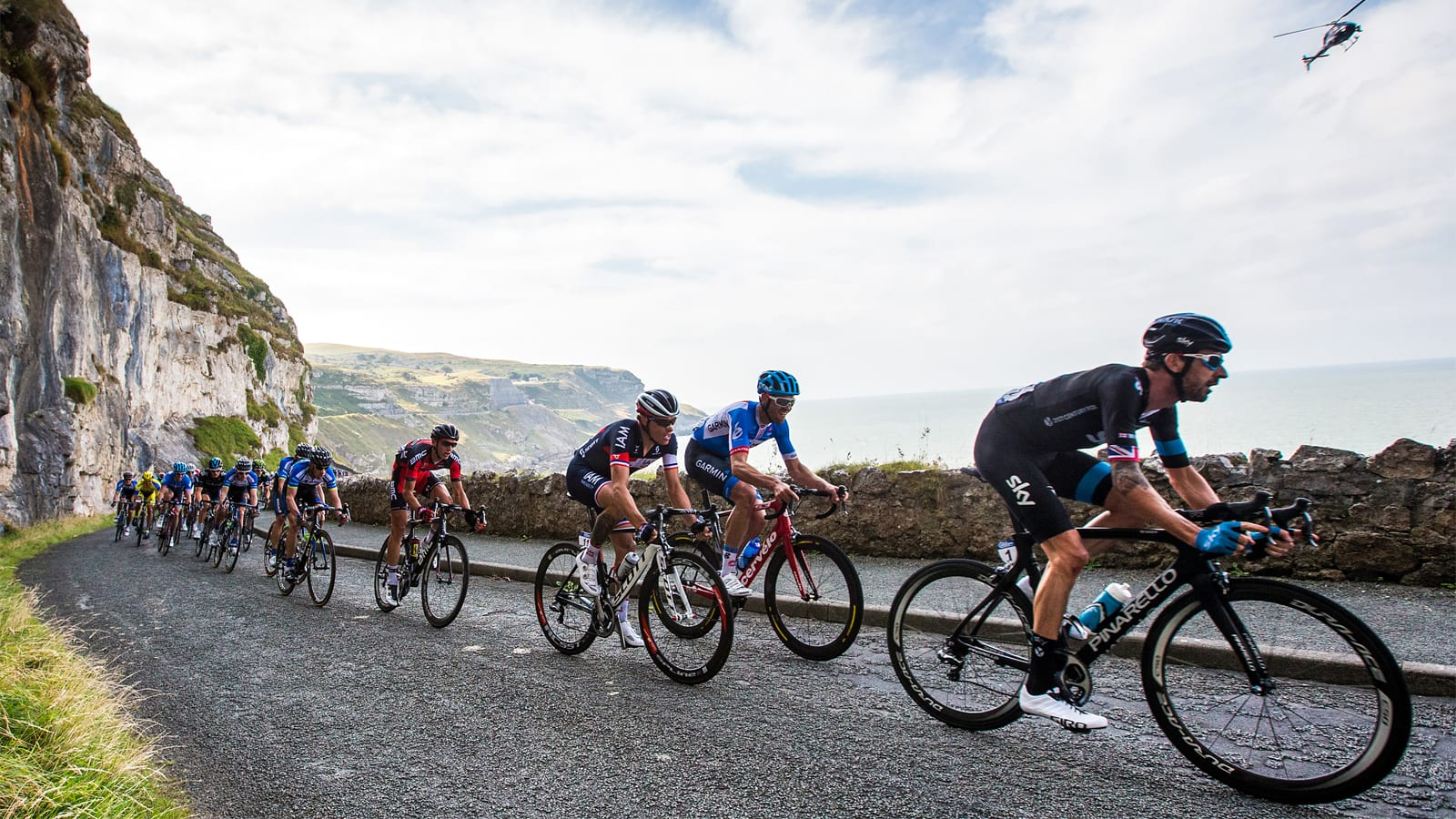 Tour of Britain Wales Great Orme