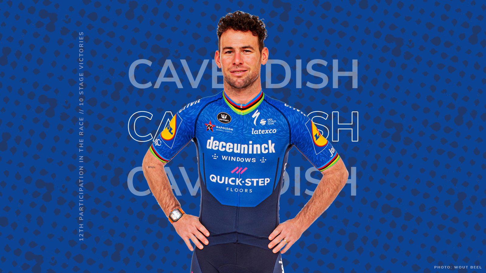 Tour of Britain Mark Cavendish