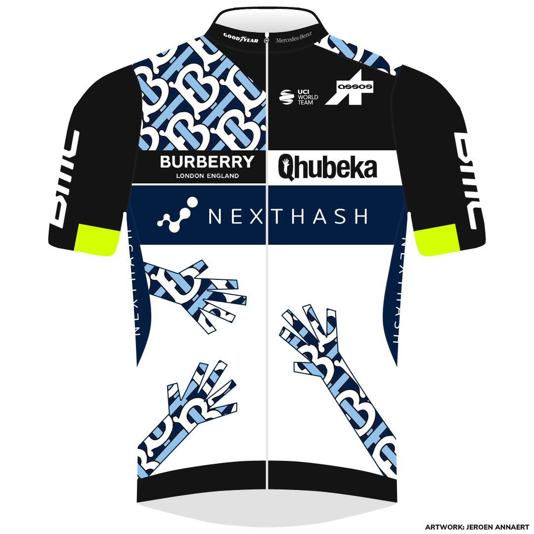 Team Qhubeka NextHash