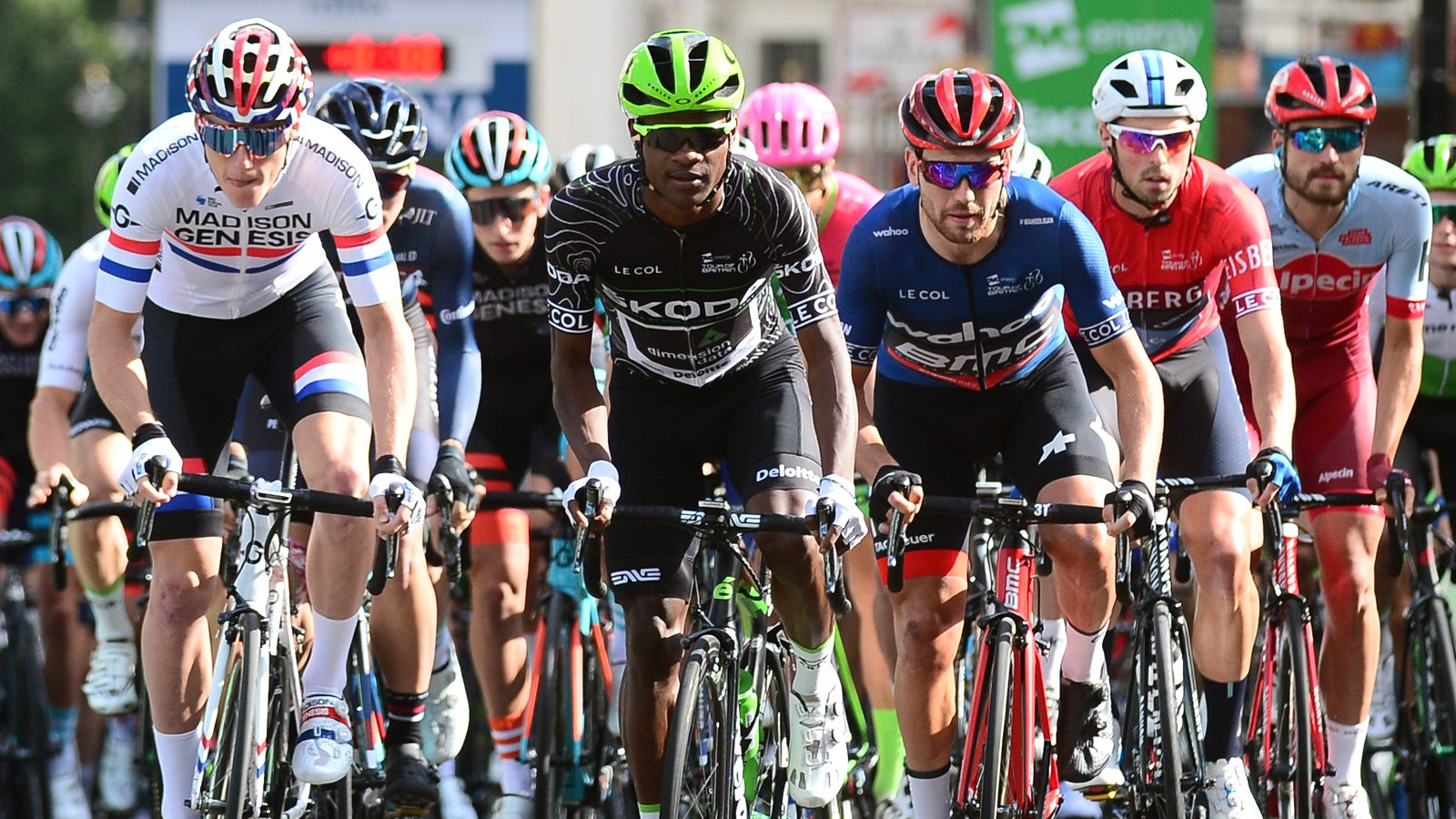 Tour of Britain jerseys