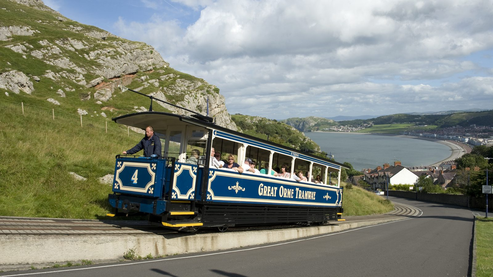 Tour of Britain Great Orme spectator information