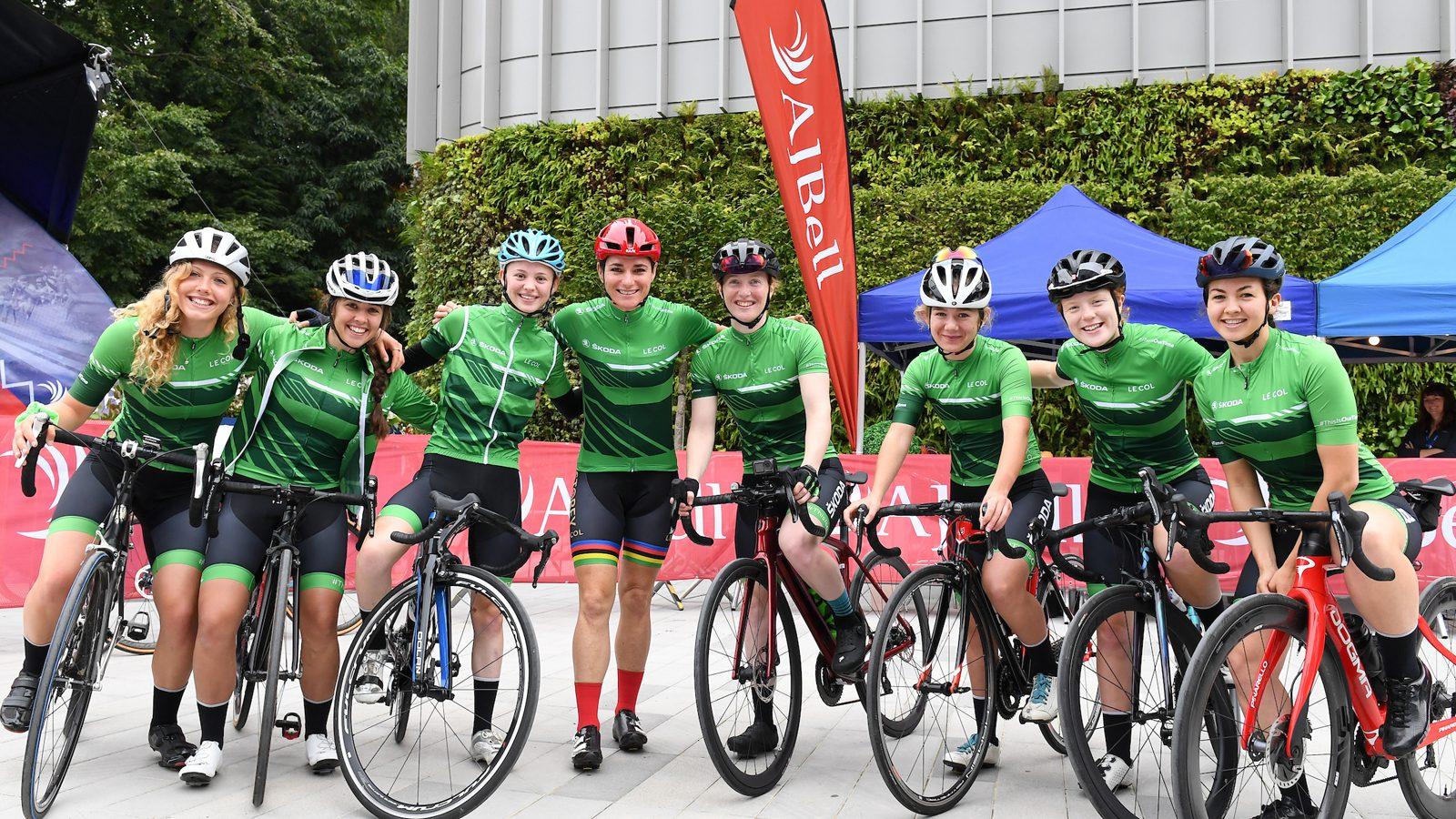 SKODA DSI Cycling Academy