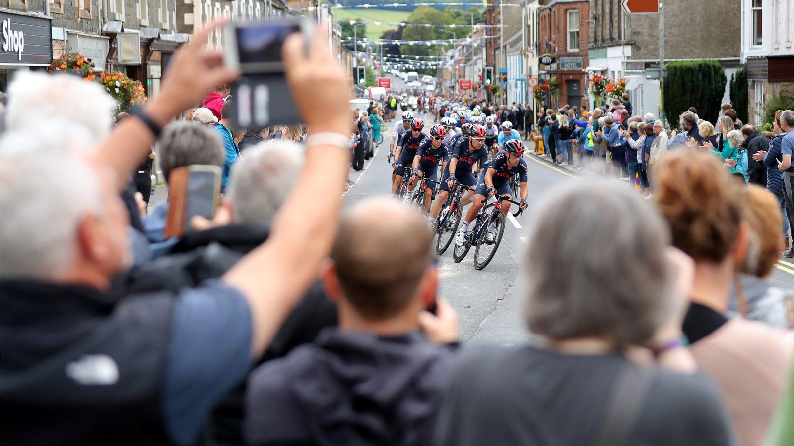 Tour of Britain Nottinghamshire