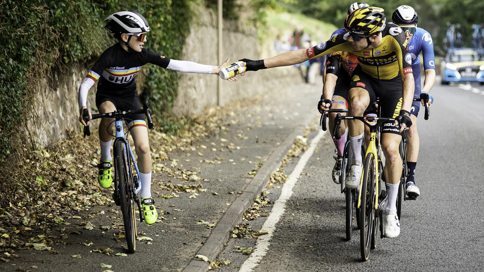 Tour of Britain Xander Graham