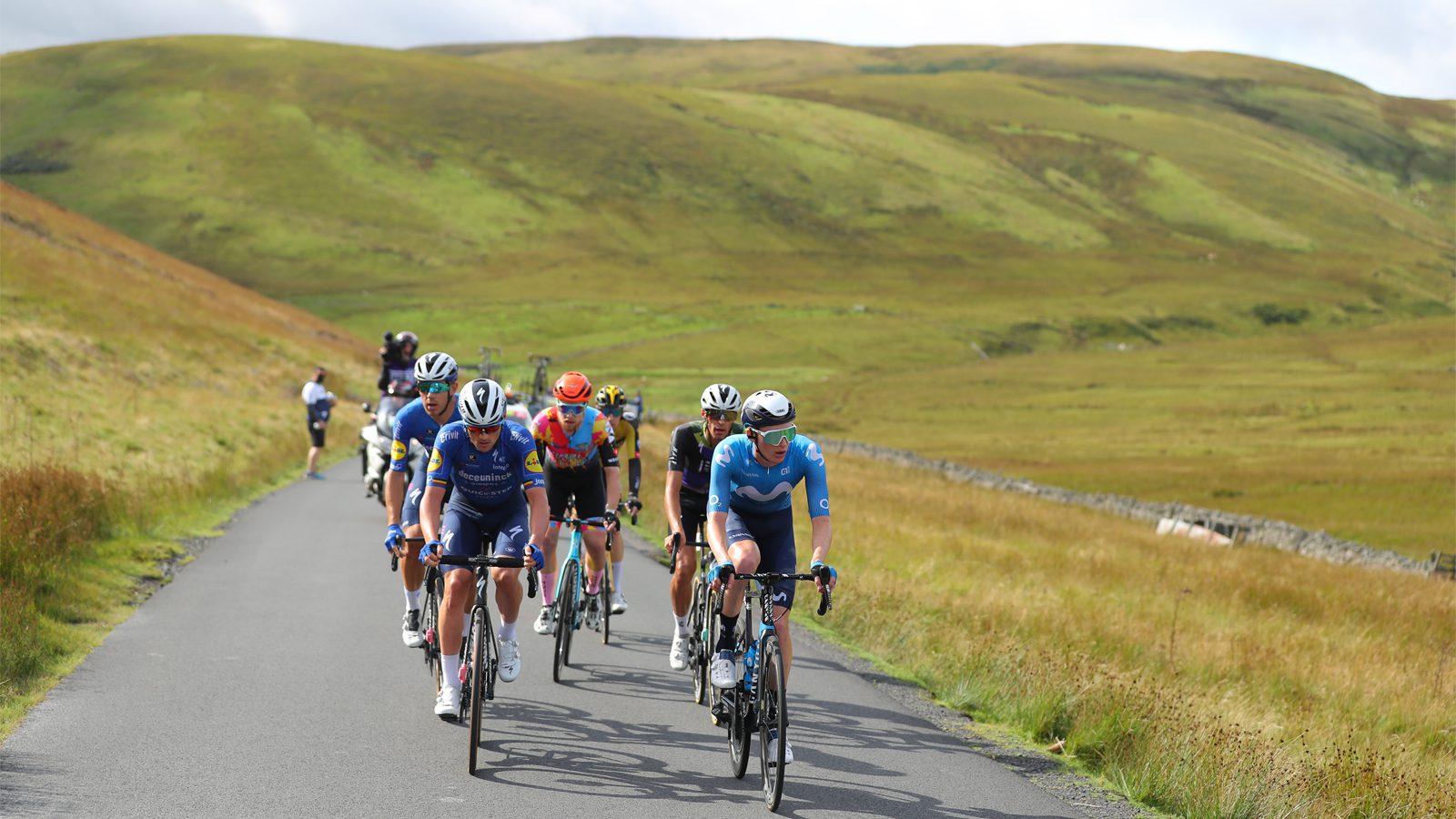Tour of Britain Scottish Borders