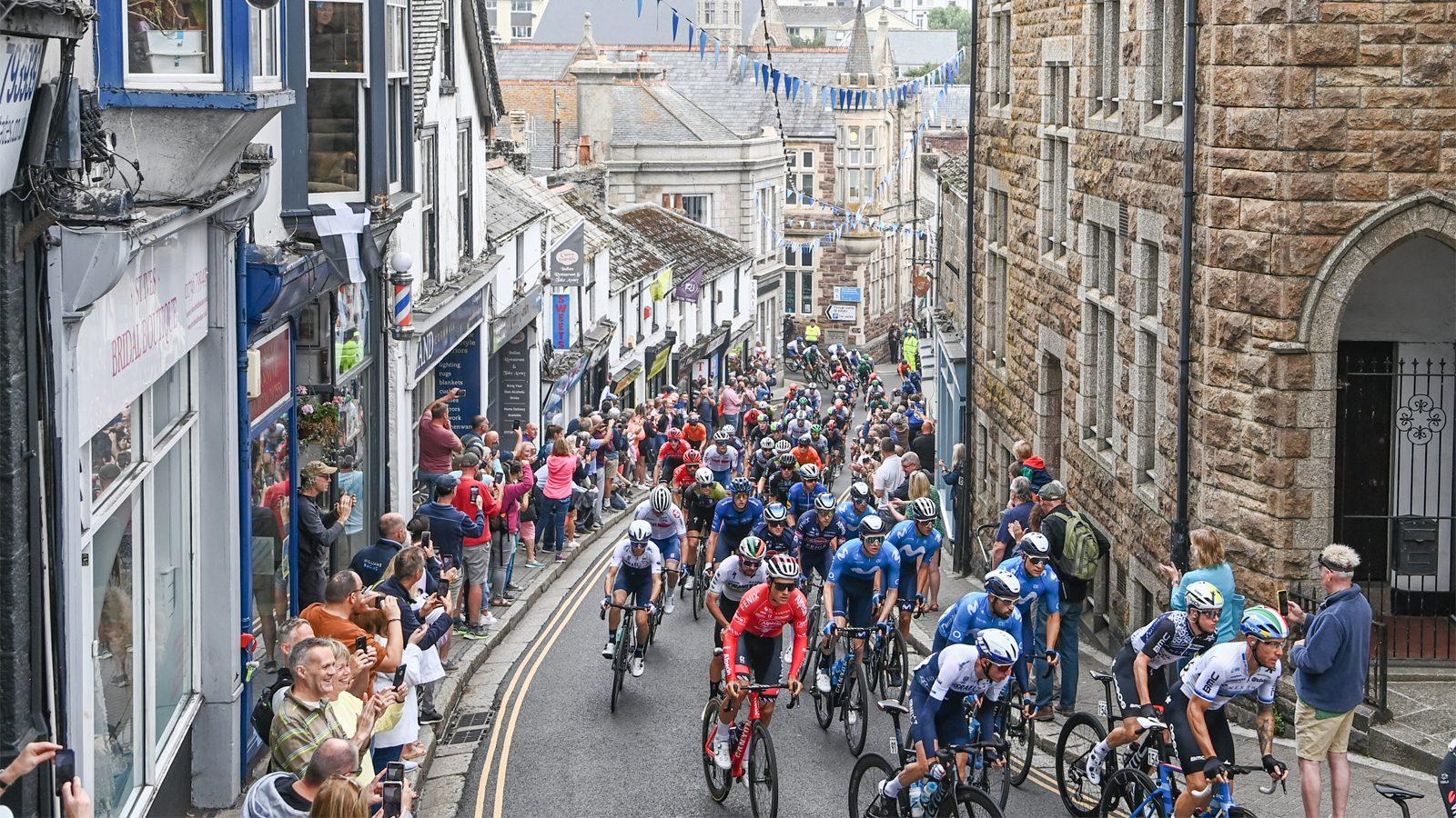 Tour of Britain 2022 dates