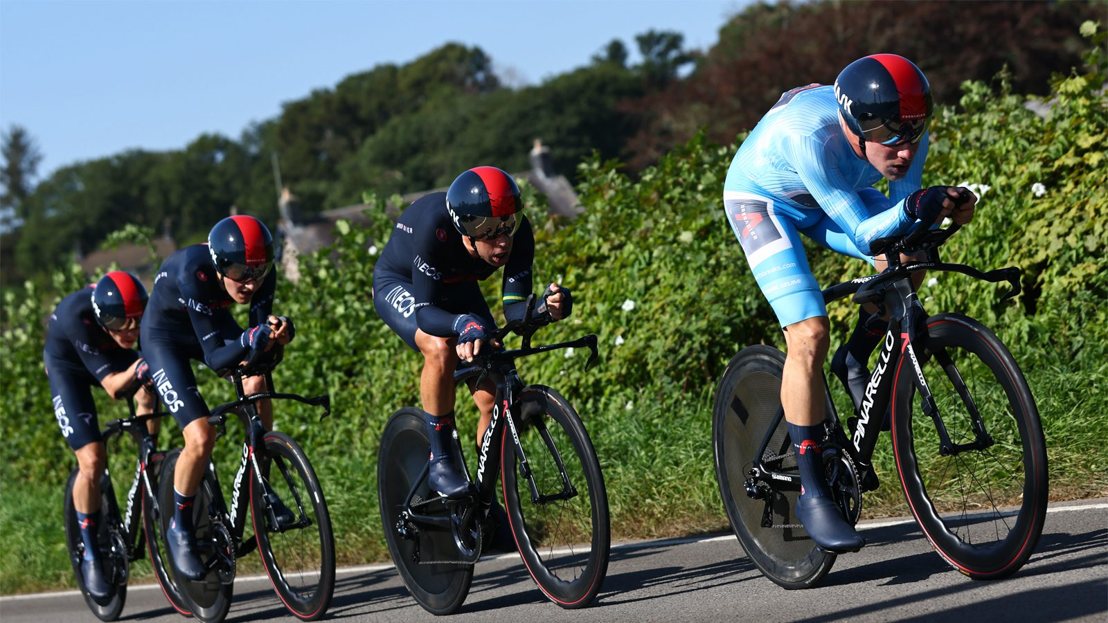 Tour of Britain INEOS